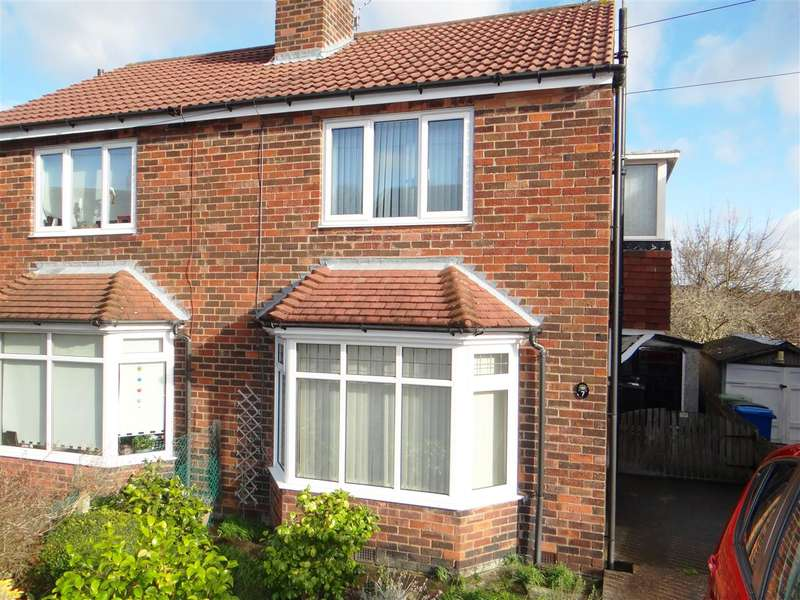 2 Bedrooms Semi Detached House for sale in Darwin Ave, Chesterfield