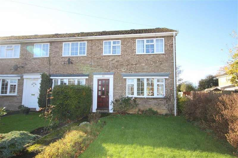 3 Bedrooms End Of Terrace House for sale in St Marys Avenue, Welton, Lincoln, Lincolnshire