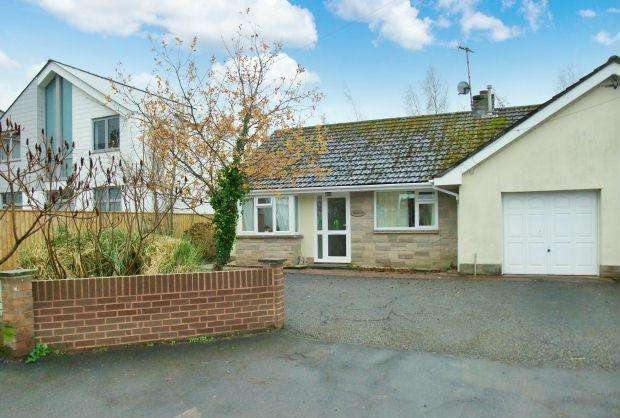 2 Bedrooms Semi Detached Bungalow for sale in Longmeadow Road, LYMPSTONE