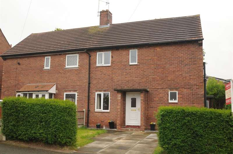 3 Bedrooms Semi Detached House for sale in Weaver Road, Frodsham