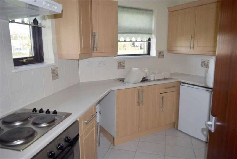 1 Bedroom Terraced Bungalow for sale in Brackendale Court, Basildon, Essex