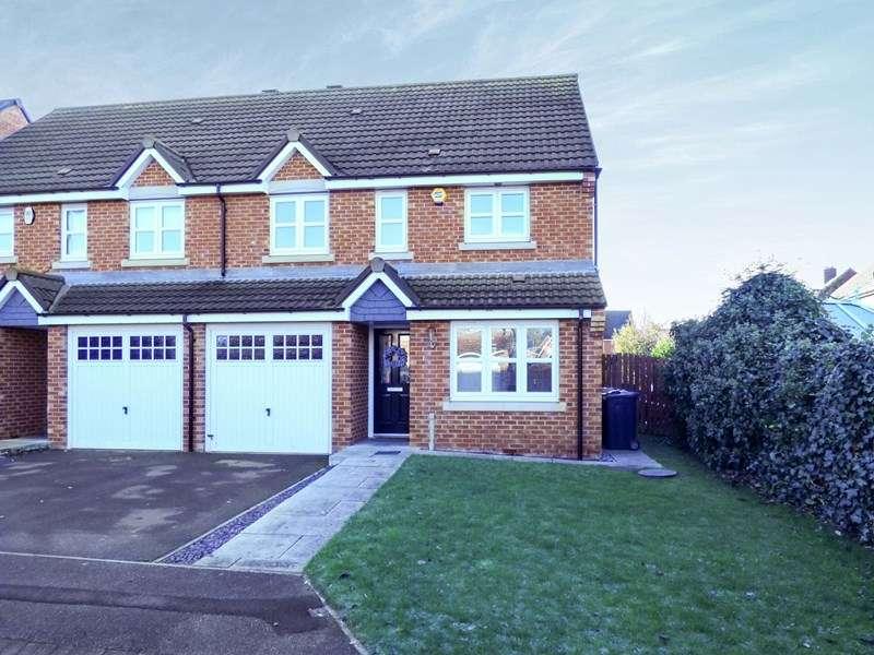 3 Bedrooms Property for sale in Southside Gardens, South Hylton, Sunderland, Tyne and Wear, SR4 0NP