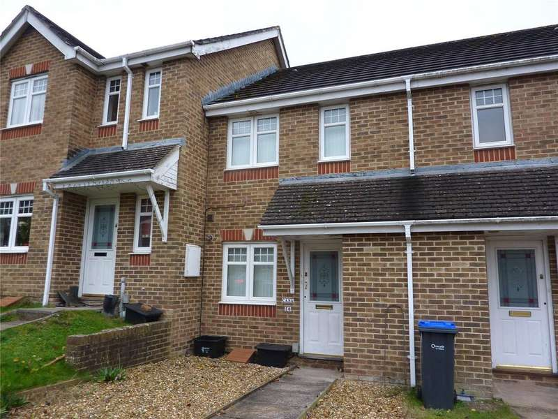 2 Bedrooms Terraced House for sale in Bouchers Way, Salisbury, Wiltshire, SP2