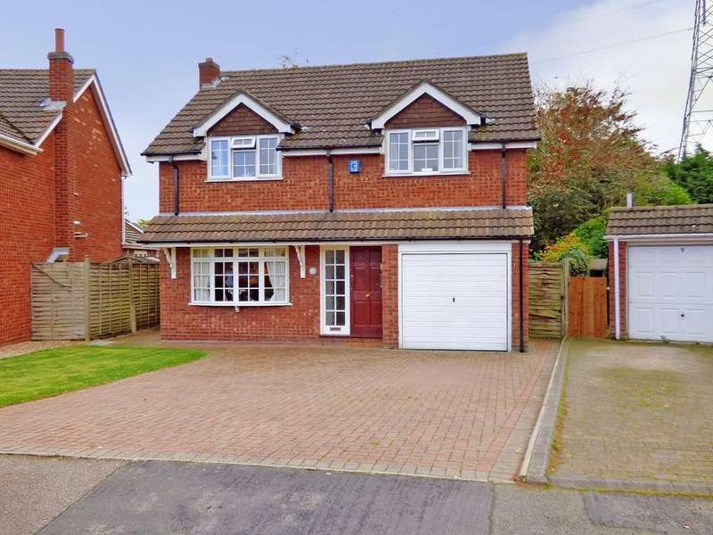 4 Bedrooms Detached House for sale in Victoria Meadows, Kings Bromley