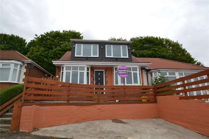 5 Bedrooms Semi Detached Bungalow for sale in Rosedale Terrace, Horden, Peterlee, Co.Durham, SR8