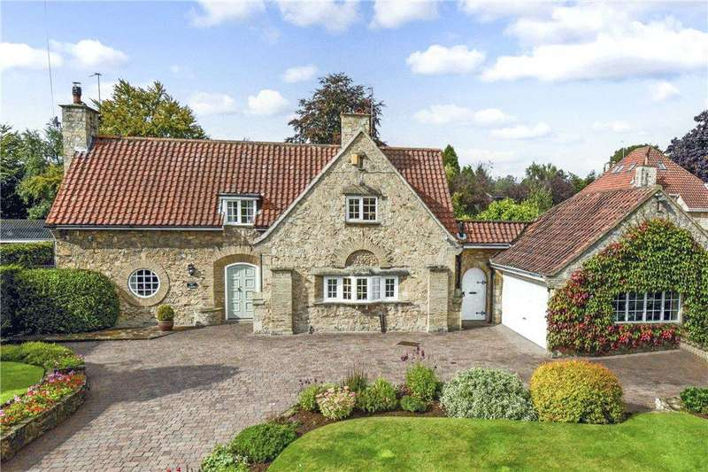 4 Bedrooms Detached House for sale in Shaw Barn Lane, Wetherby, West Yorkshire