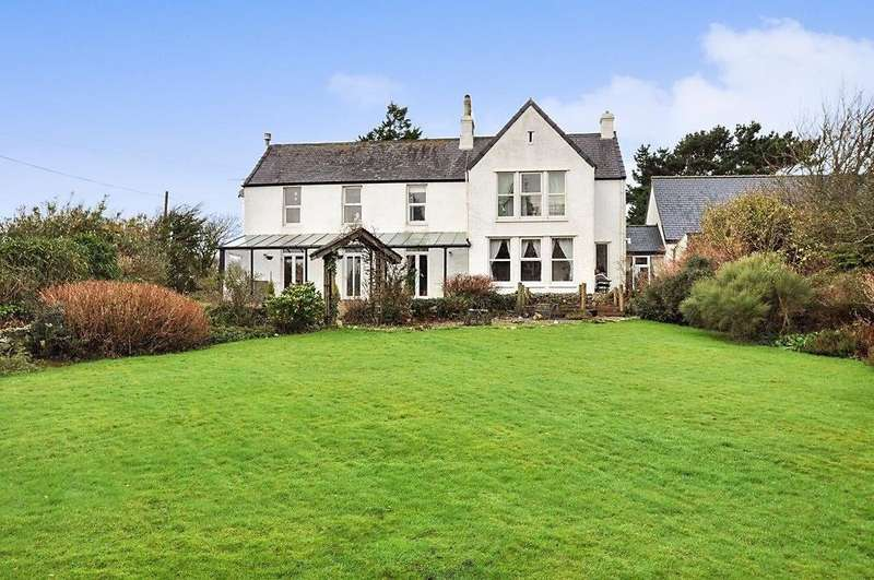 7 Bedrooms Detached House for sale in Llansadwrn, Menai Bridge, North Wales