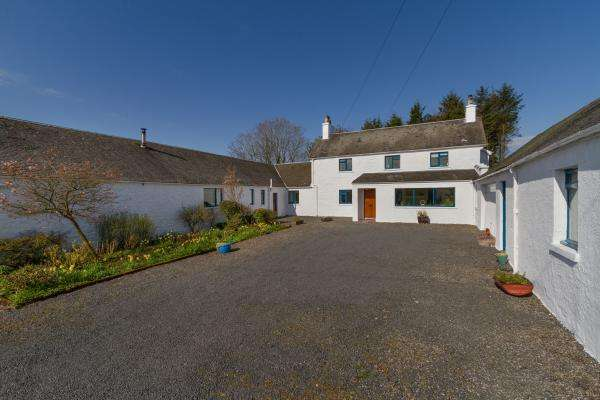 5 Bedrooms Detached House for sale in Langlee Farm, Langlee Road, Newton Mearns, Glasgow, East Renfrewshire, G77