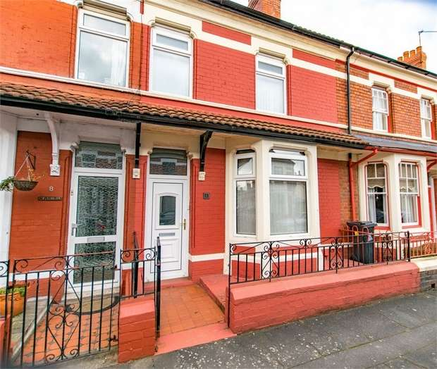 3 Bedrooms Terraced House for sale in 6 Cumberland Street, Canton, Cardiff