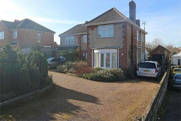 4 Bedrooms Detached House for sale in Heartsease Lane, Norwich, Norfolk