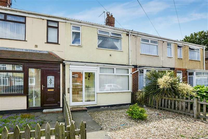 2 Bedrooms Terraced House for sale in Glebe Road, Hull