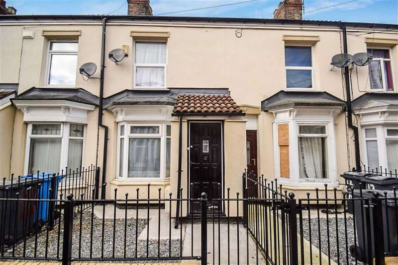 2 Bedrooms Property for sale in Colenso Avenue, Hull
