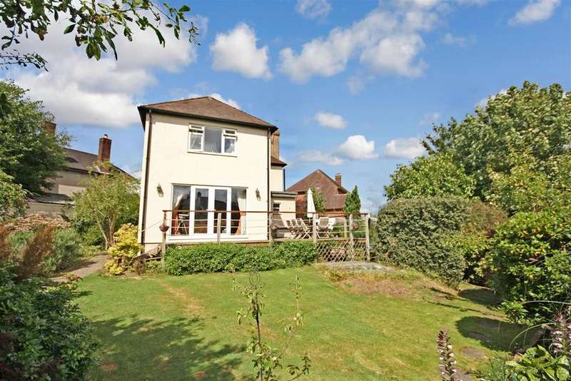 4 Bedrooms Detached House for sale in Ardmillan Close, Oswestry