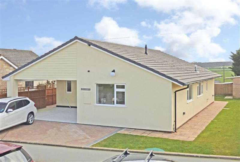 3 Bedrooms Bungalow for sale in Hele Lane, Frithelstockstone, Torrington, Devon, EX38