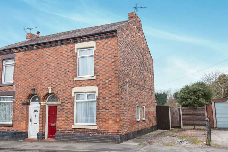 2 Bedrooms Semi Detached House for sale in Middlewich Street, Crewe, CW1