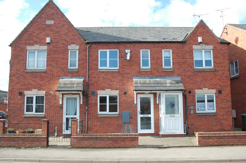 2 Bedrooms Terraced House for sale in Manse Gardens, Studley, B80
