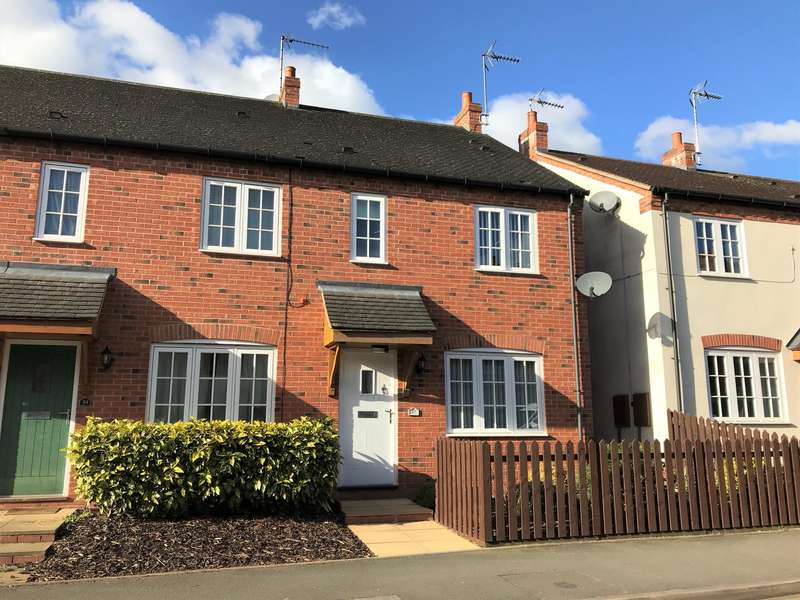 3 Bedrooms End Of Terrace House for sale in Bleachfield Street, Alcester, B49