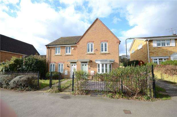 3 Bedrooms Semi Detached House for sale in Sandy Lane, Farnborough, Hampshire