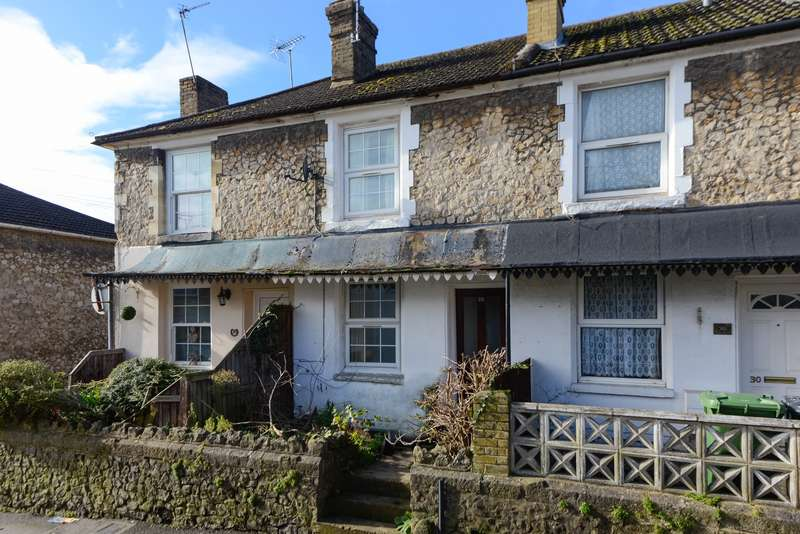 2 Bedrooms Terraced House for sale in Bower Lane, Maidstone, ME16