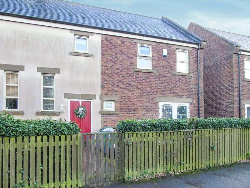 3 Bedrooms Property for sale in Essyn Court, Easington Village, Easington Village, Durham, SR8 3GA
