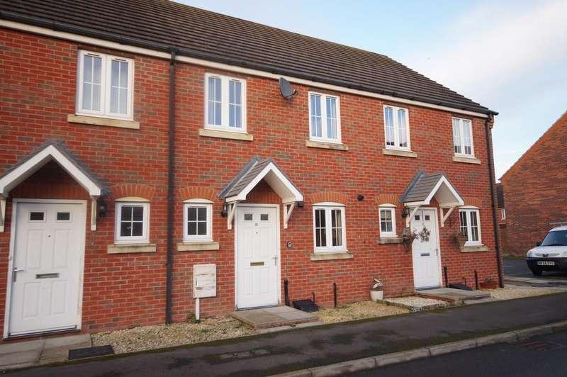 2 Bedrooms Town House for sale in Haydock Way, Market Rasen