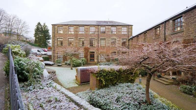 2 Bedrooms Flat for sale in Mill Court, Springbank Gardens, Dunblane , Stirling, FK15 9JZ