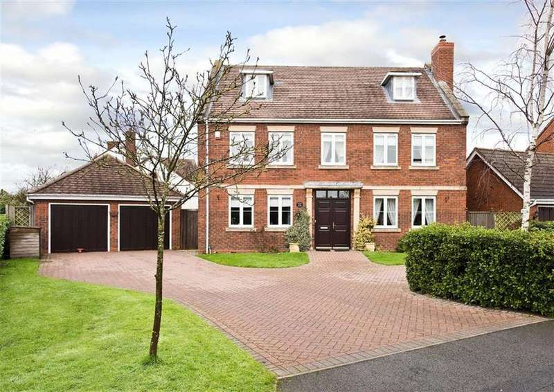 5 Bedrooms Detached House for sale in 29, Kings Road, Calf Heath, Wolverhampton, South Staffordshire, WV10