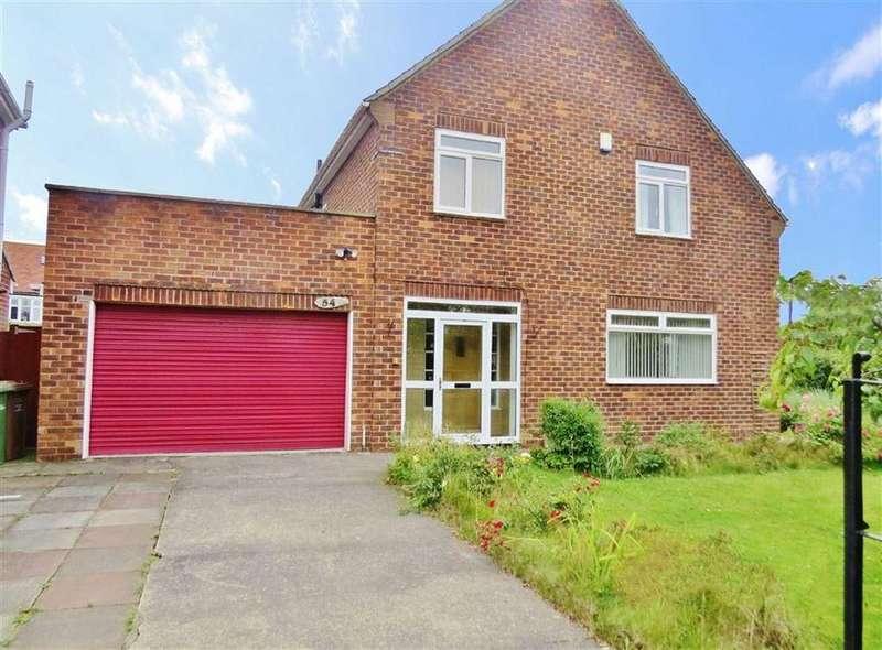 3 Bedrooms Detached House for sale in Hillcrest, Middle Herrington, Sunderland, SR3