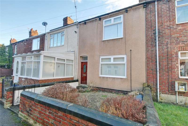 2 Bedrooms Terraced House for sale in Elm Street, Langley Park, Durham, DH7