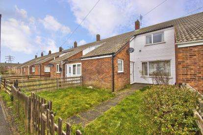 3 Bedrooms Terraced House for sale in Saunders Close, Huntingdon, Cambs