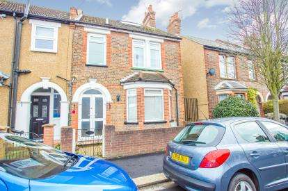3 Bedrooms End Of Terrace House for sale in Buckingham Road, Watford, Hertfordshire, .