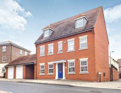5 Bedrooms Detached House for sale in Witham