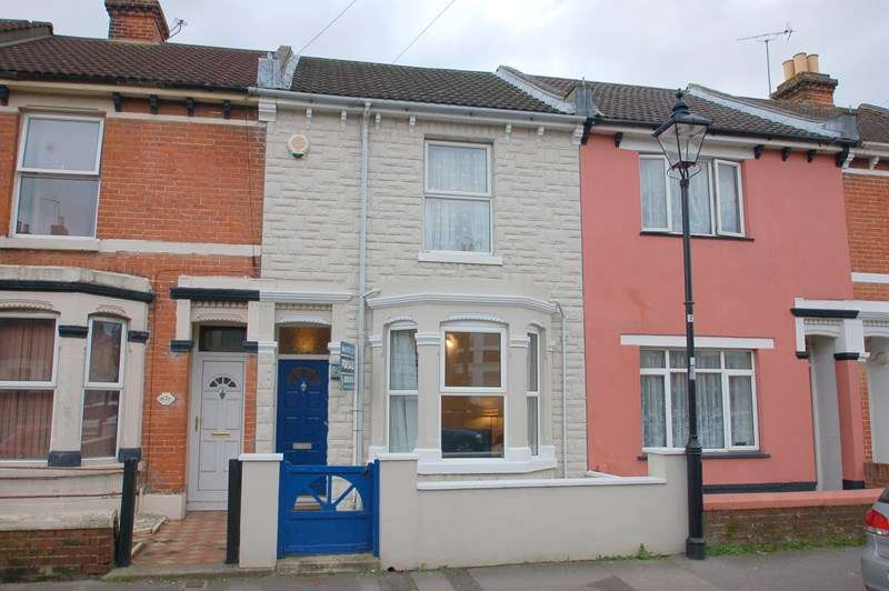 3 Bedrooms Terraced House for sale in Elmhurst Road, Gosport