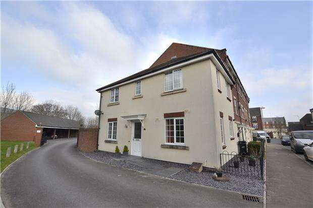 3 Bedrooms End Of Terrace House for sale in Watermint Drive, Tuffley, GLOUCESTER, GL4 0SY