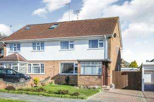 3 Bedrooms Semi Detached House for sale in Livingstone Road, Tilgate, Crawley, West Sussex
