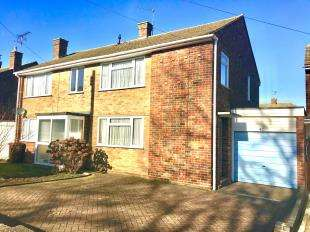 3 Bedrooms Semi Detached House for sale in Tanker Hill, Rainham, Gillingham, Kent