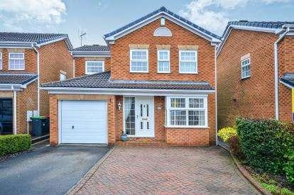 4 Bedrooms Detached House for sale in Summerfield Road, Kirkby-In-Ashfield, Nottinghamshire, .