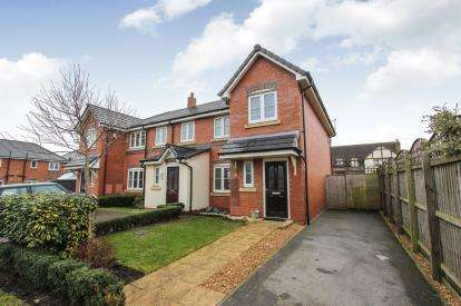3 Bedrooms Semi Detached House for sale in Bramley Close, South Shore, Lancashire, England, FY4