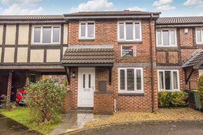 2 Bedrooms End Of Terrace House for sale in Alexander Place, Grimsargh, Preston, Lancashire, PR2