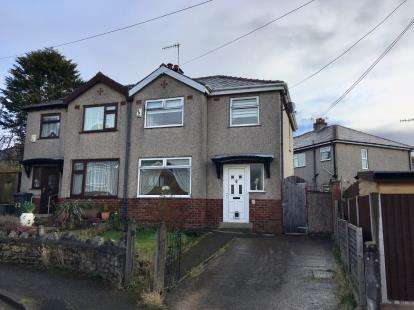 3 Bedrooms Semi Detached House for sale in Greaves Drive, Lancaster, Lancashire, LA1