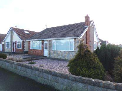 2 Bedrooms Bungalow for sale in Victoria Road West, Prestatyn, Denbighshire, LL19