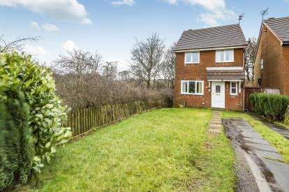 3 Bedrooms Detached House for sale in Winterley Drive, Huncoat, Accrington, Lancs, BB5