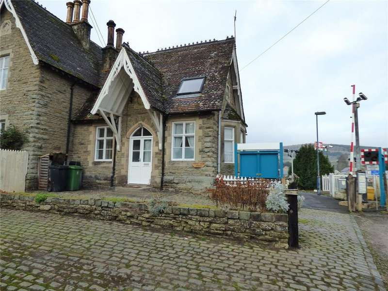 2 Bedrooms Semi Detached House for sale in Bucknell, Shropshire