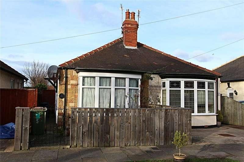 2 Bedrooms Semi Detached Bungalow for sale in Saint Peter's Grove, Redcar
