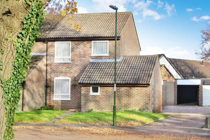 3 Bedrooms End Of Terrace House for sale in Storrington