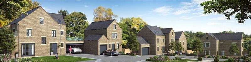 5 Bedrooms Detached House for sale in PLOT 8 BRACKEN CHASE, Bracken Chase, Skye Lane, Scarcroft, West Yorkshire