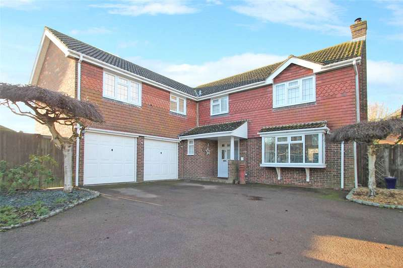 4 Bedrooms Detached House for sale in Appletree Walk, Climping, West Sussex, BN17