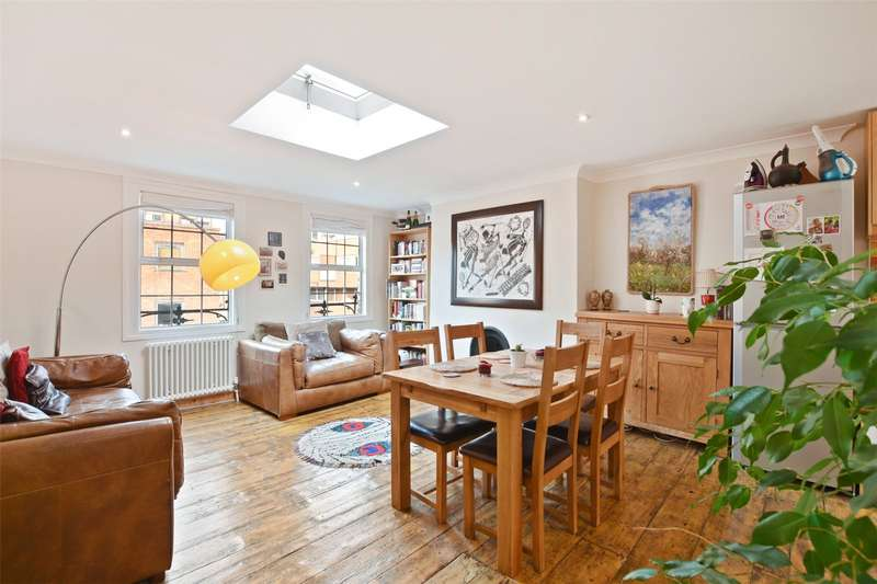 2 Bedrooms House for sale in Hoxton Street, London, N1