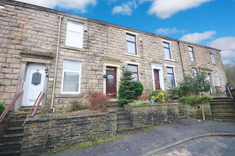 2 Bedrooms Terraced House for rent in Ellen Street, Bury Fold, Darwen