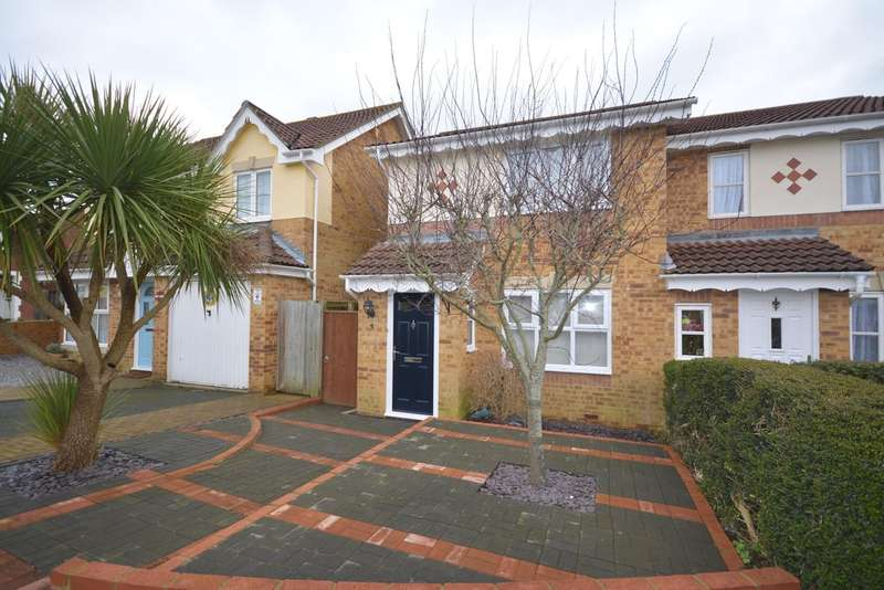 2 Bedrooms Semi Detached House for sale in Britannia Way, East Cowes